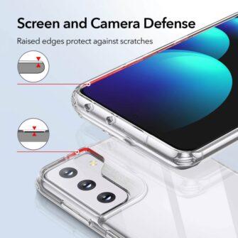 Umbris ESR Project Zero Samsung Galaxy S21 Clear 7