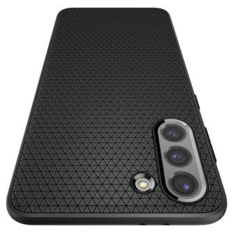 Umbris Spigen Liquid Air Samsung Galaxy S21 Matte Black 6