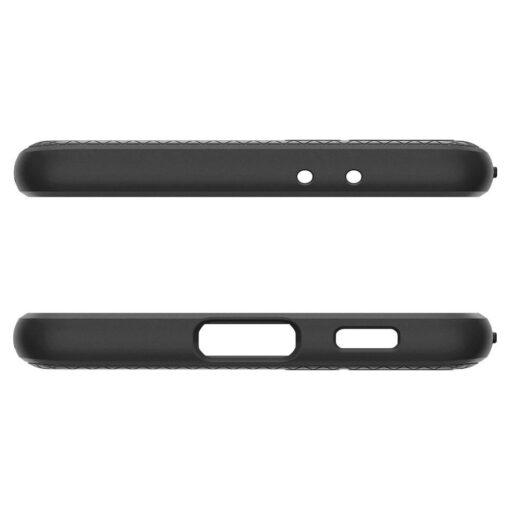 Umbris Spigen Liquid Air Samsung Galaxy S21 Matte Black 9