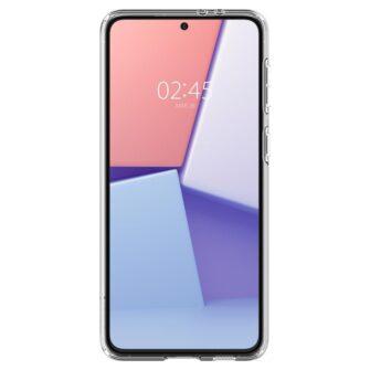 Umbris Spigen Liquid Crystal Samsung Galaxy S21 Crystal Clear 2