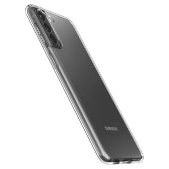 Umbris Spigen Liquid Crystal Samsung Galaxy S21 Crystal Clear 5