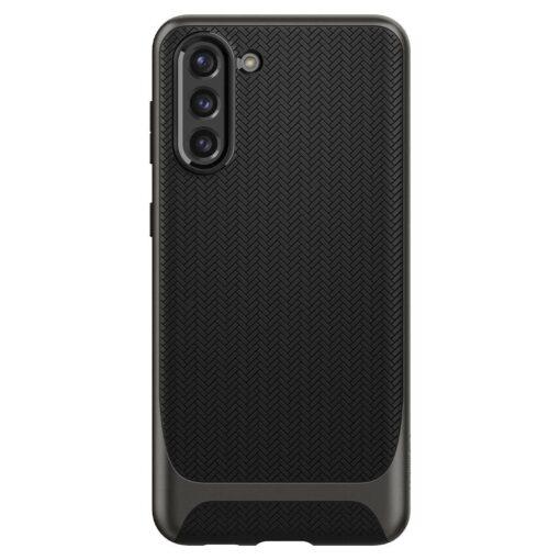 Umbris Spigen Neo Hybrid Samsung Galaxy S21 Gunmetal case 1