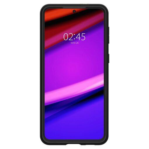 Umbris Spigen Neo Hybrid Samsung Galaxy S21 Gunmetal case 2