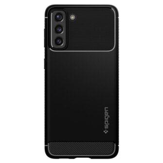 Umbris Spigen Rugged Armor Samsung Galaxy S21 Matte Black 1