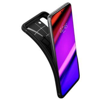 Umbris Spigen Rugged Armor Samsung Galaxy S21 Matte Black 6