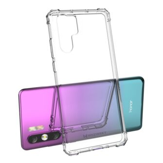 Wozinsky Anti Shock durable case with Military Grade Protection for Huawei P30 Pro transparent 1