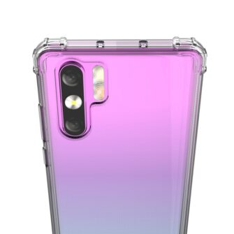 Wozinsky Anti Shock durable case with Military Grade Protection for Huawei P30 Pro transparent 2