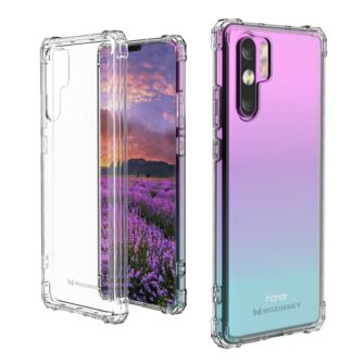 Wozinsky Anti Shock durable case with Military Grade Protection for Huawei P30 Pro transparent 3