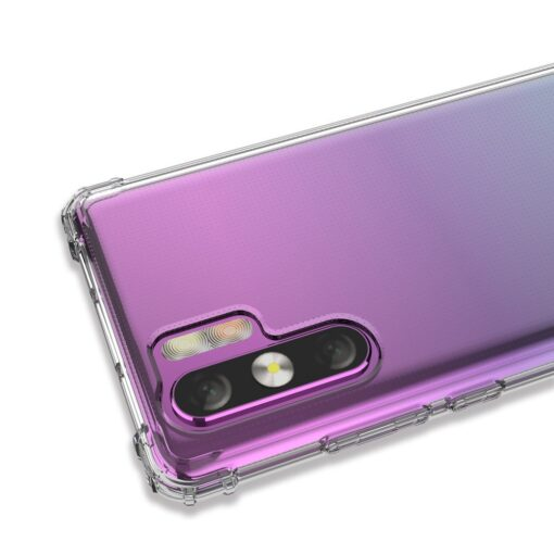 Wozinsky Anti Shock durable case with Military Grade Protection for Huawei P30 Pro transparent 5