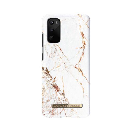 iDeal of Sweden Samsung S20 Carrara Gold umbris 1