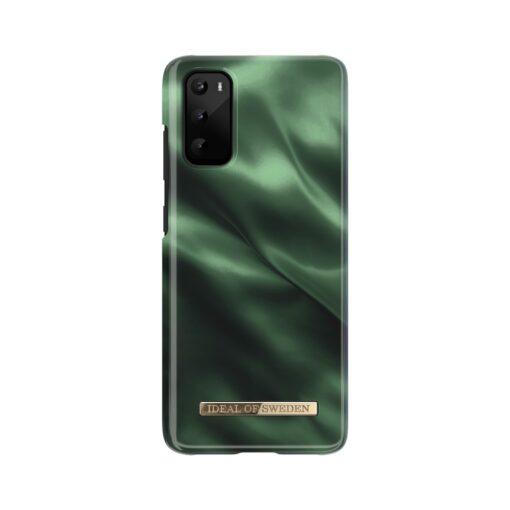 iDeal of Sweden Samsung S20 Emerald Satin umbris 1