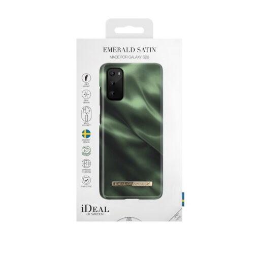 iDeal of Sweden Samsung S20 Emerald Satin umbris 2