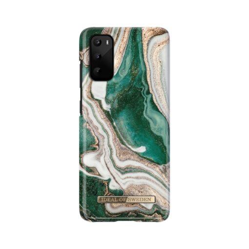 iDeal of Sweden Samsung S20 Golden Jade Marble umbris 1