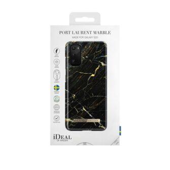iDeal of Sweden Samsung S20 Port Laurent Marble umbris 1