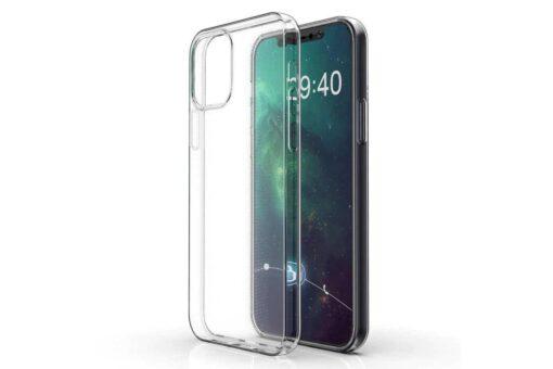 iPhone 12 Pro silikoonist umbris labipaistev