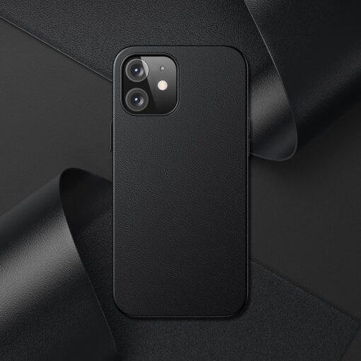 iPhone 12 mini Baseus nahast umbris Magsafe 13