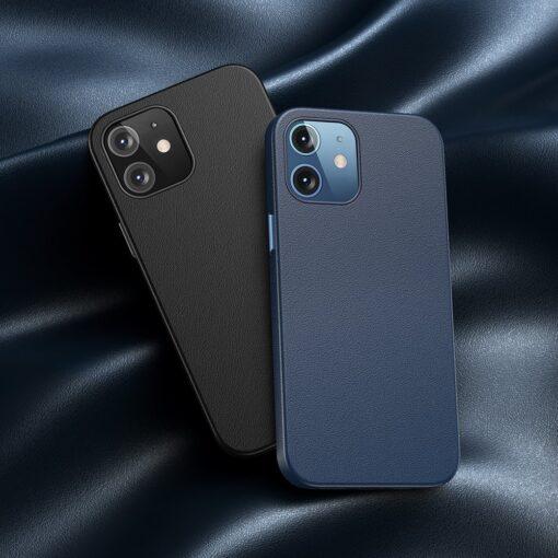 iPhone 12 mini Baseus nahast umbris Magsafe 15