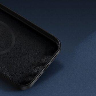 iPhone 12 mini Baseus nahast umbris Magsafe 3
