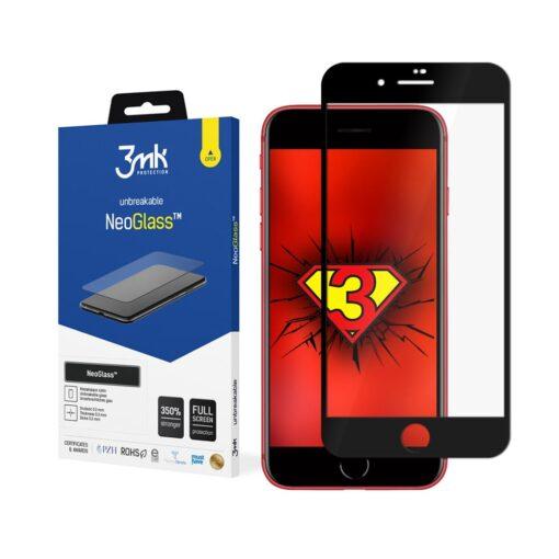 iPhone SE 2020 iPhone 8 iPhone 7i kaitseklaas 3mk neoglass ekraanikaitse min