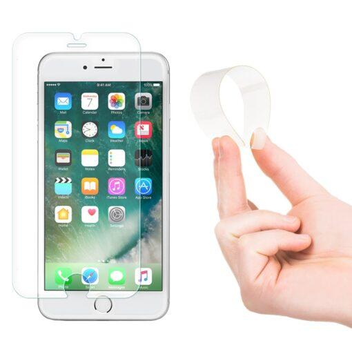 iPhone XR kaitseklaas 3mk hubriid ekraanikaitse 2