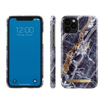 ideal of sweden apple iphone 11 pro midnight blue marble