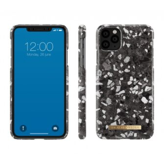 ideal of sweden apple iphone 11 pro midnight terazzo