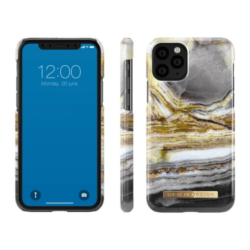 ideal of sweden apple iphone 11 pro outer space agate