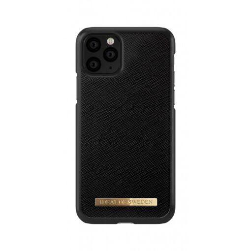 ideal of sweden apple iphone 11 pro saffiano black 2