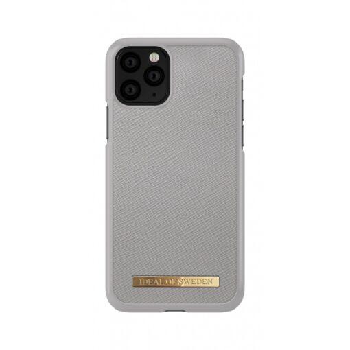 ideal of sweden apple iphone 11 pro saffiano light grey 2