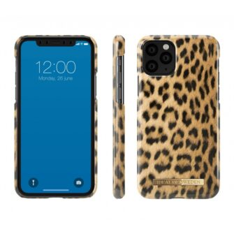 ideal of sweden apple iphone 11 pro wild leopard