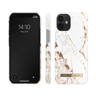 ideal of sweden apple iphone 12 mini carrara gold