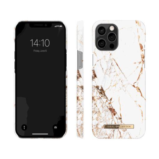 ideal of sweden apple iphone 12 pro max carrara gold
