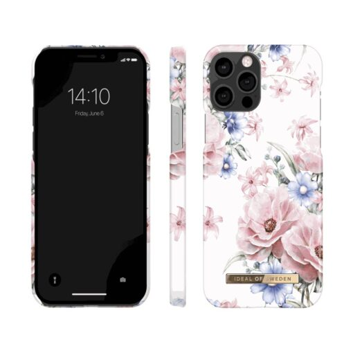 ideal of sweden apple iphone 12 pro max floral romance