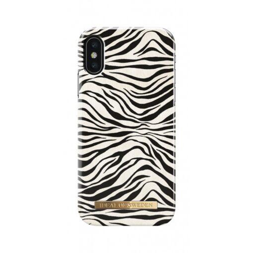 ideal of sweden apple iphone xxs zafari zebra 2