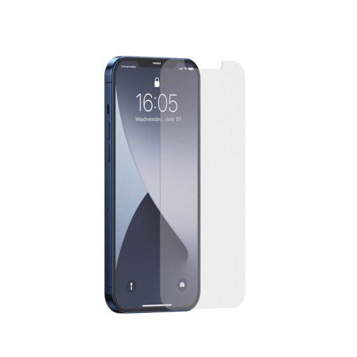 2tk iPhone 12 12 Pro matt kaitseklaas 0.25 mm SGAPIPH61P LM02 1