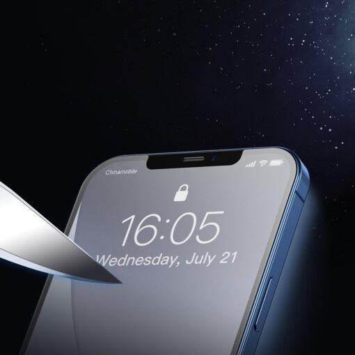 2tk iPhone 12 12 Pro matt kaitseklaas 0.25 mm SGAPIPH61P LM02 10