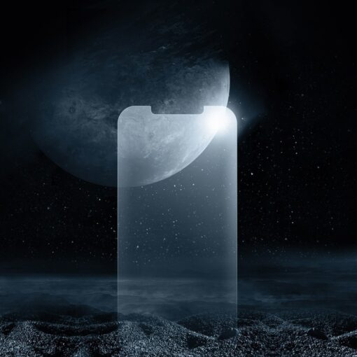 2tk iPhone 12 12 Pro matt kaitseklaas 0.25 mm SGAPIPH61P LM02 2
