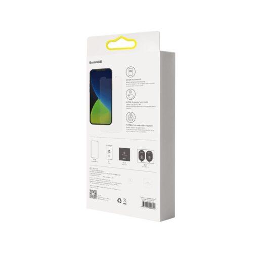 2tk iPhone 12 12 Pro matt kaitseklaas 0.25 mm SGAPIPH61P LM02 5