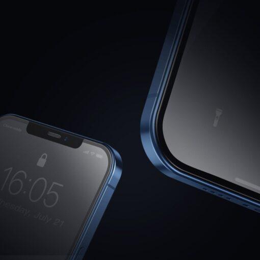 2tk iPhone 12 12 Pro matt kaitseklaas 0.25 mm SGAPIPH61P LM02 7