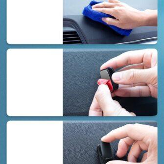 4tk kleebitav nagi konks autosse voi koju 5