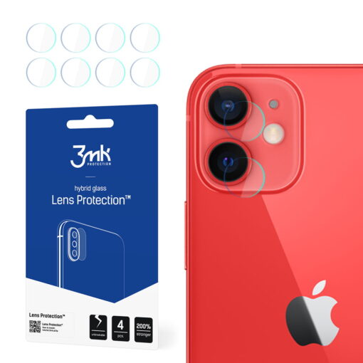 Apple iPhone 12 Mini lens protection