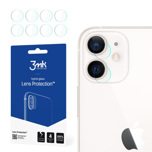 Apple iPhone 12 lens protection