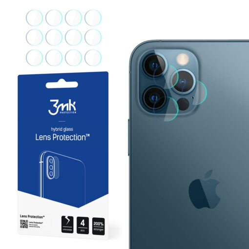 Apple iPhone 12 pro lens protection