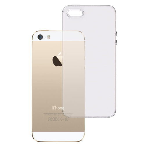 Apple iPhone 5 5S SE 3mk ClearCase