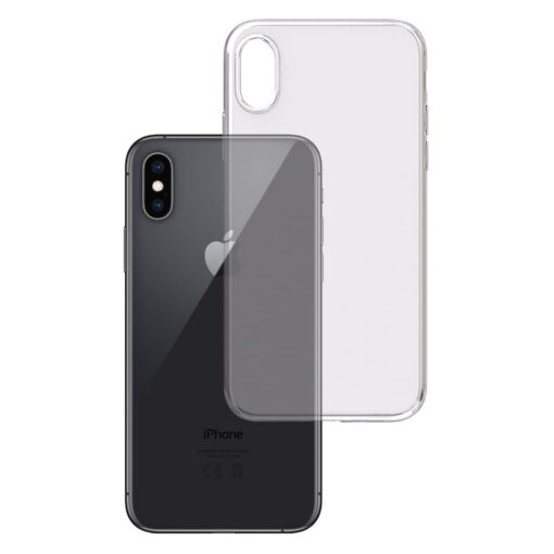 Apple iPhone Xs 3mk ClearCase