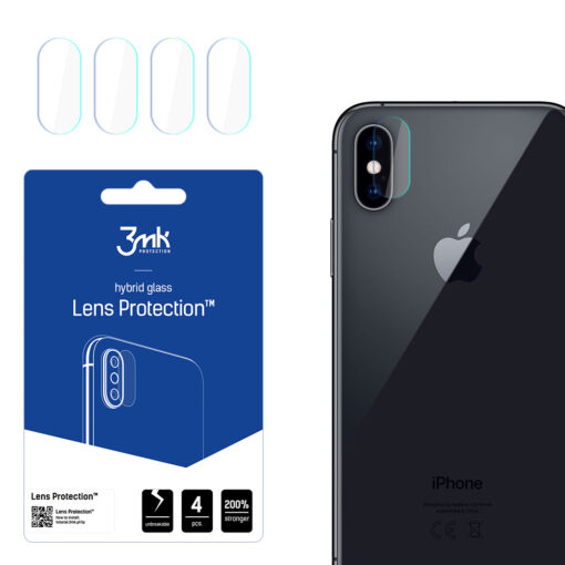 Apple iPhone Xs 3mk Lens Protect