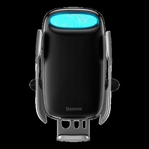 Baseus Milky Way 15W juhtmevaba laadimisega telefonihoidik WXHW02 0S hobe 2
