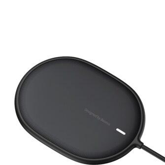 Baseus magnetiga juhtmevaba Qi laadija 15 W MagSafe compatible mustWXQJ 01 2