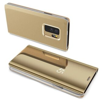 Huawei P30 Pro Clear View Kaaned kuldne 1