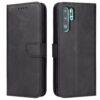 Huawei P30 Pro magnetiga raamatkaaned must